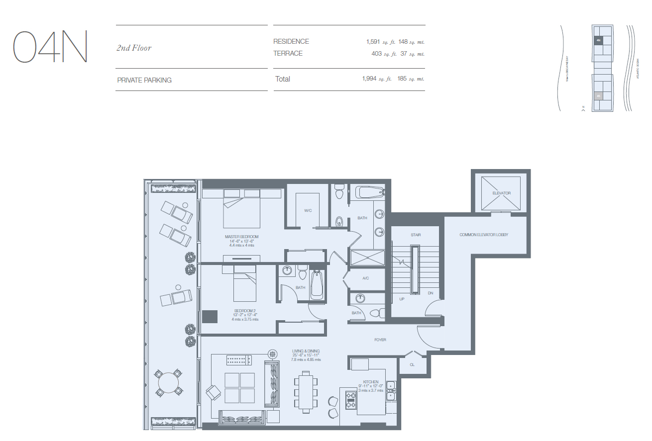 Oceana key biscayne floor plans oceana floor plans oceana for Floor plans 900 biscayne